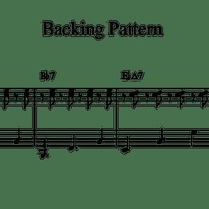 Night And Day のピアノバッキング練習