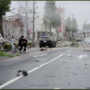 【速報】福島・郡山のしゃぶしゃぶ温野菜でガス爆発 11人負傷、重傷者も