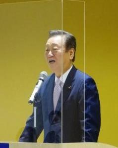 小沢氏「1年以内に政権奪取」 立憲