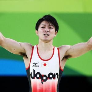 【東京五輪】内村航平「五輪がなくなったら死ぬかもしれない」