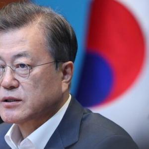 文大統領、東京五輪に「行かない」一部韓国メディアが報道