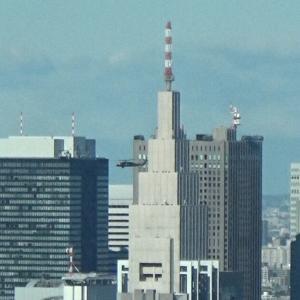 【動画】在日米軍ヘリ、新宿の高層ビル群を超低空飛行 新宿駅真上やビルの間すり抜け常態化 日本のヘリだと航空法違反