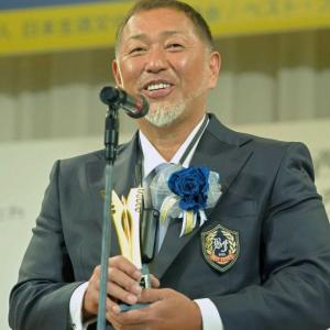 清原和博氏がベスト・ファーザー賞受賞「元妻に報告して、すごい喜んでくれましたが複雑でした」