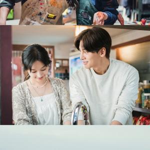 【韓国の記事】「都市男女の恋愛法」チ・チャンウク×キム・ジウォン、こんなにときめく組合せって