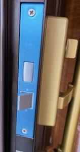 錠ケースの交換