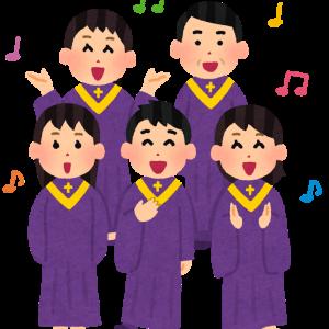 【合唱祭】なぜか一人で歌うことになりました