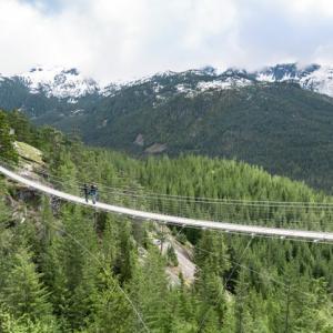 【ワイ的経済遅報】ポルトガル 世界最長の歩行者吊り橋できたんだってさ! これかなり怖いw
