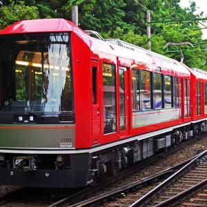 【鉄道ニュース】箱根登山電車、試運転区間の延長を発表