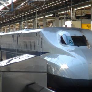 【鉄道ニュース】新幹線N700系2000番台X12編成が浜松工場へ、廃車か?・【COVID-19】今日のコロナ感染者