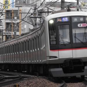 【鉄道ニュース】東急電鉄東横線5050系5173Fが長津田に回送・4000番台化