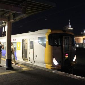 【鉄道ニュース】JR東日本E257系2500番台NC-32編成(元幕張車両センター所属NB-07編成)が構内試運転・【COVID-19】今日の新型コロナ感染者
