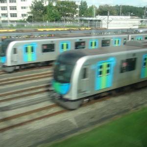 【鉄道ニュース】西武鉄道40000系オールロングシート車が地下鉄への乗り入れを開始