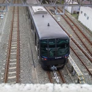 【鉄道ニュース】相模鉄道20000系20104編成が試運転実施