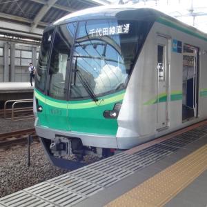 【鉄道ニュース】東京メトロ16000系16123編成、ATO確認試運転を実施