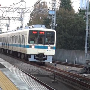 【鉄道ニュース】小田急電鉄8000形8255編成クハ8255・デハ8205が大野総合車両所から搬出