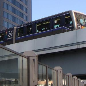 【鉄道ニュース】東京臨海新交通ゆりかもめ7000・7200系が営業運転を終了