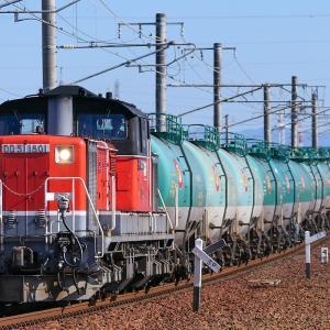 【鉄道ニュース】【2021ダイヤ改正】JR貨物、DD51の定期運行を終了