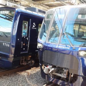 【鉄道スクープ隊】増えるYNB!相模鉄道のYOKOHAMA NAVYBLUE車を調べてみた!