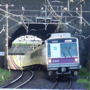 【鉄道ニュース】東京メトロ8000系、ついに廃車回送の準備を…