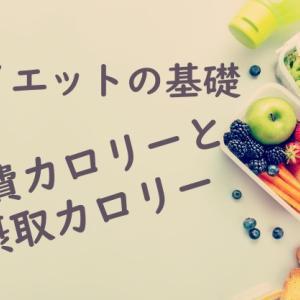 ダイエットの基礎基本!摂取・消費カロリーを理解
