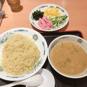 【株主優待】日高屋:ごま味噌冷し 餃子セット