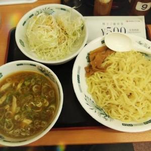 【株主優待】日高屋:和風つけ麺