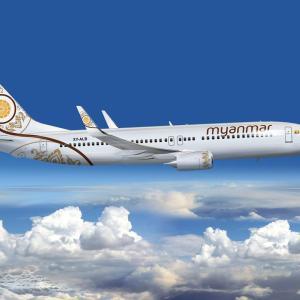 ★速報★ ミャンマーナショナル航空、7月1日から国際線の運航再開!
