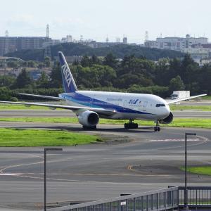 ★速報★ ANA 成田⇔ヤンゴン線、8月は2日・7日のNH814便のみ運航(救援便を除く)