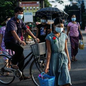 ミャンマー近況、ロックダウンが自然消滅?