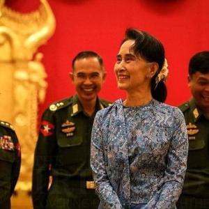 ミャンマー総選挙から1週間が経過しました。