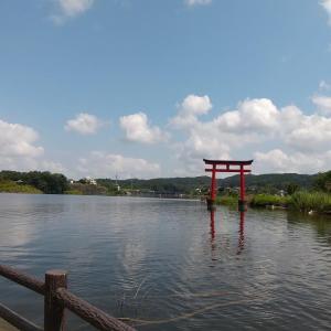 亀山湖探訪