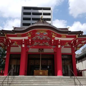 お昼どき、神社さんに散歩へ行きました(きら☆ケア「きらッコノート」さんに旅の思い出の記事を紹介いただきました♪♪)