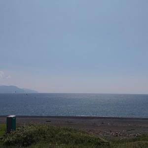 昨日は小さな旅で充電してきました(駿河湾を眺めて…谷峨の谷間でぼぉーとして…)