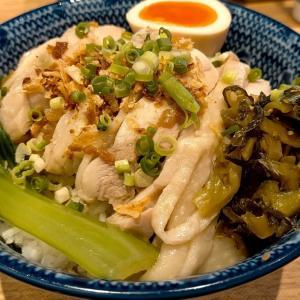 JIATE×永福茶堂atリンクス梅田で鶏肉飯を食べる。