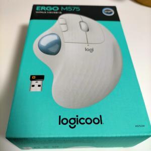 logicool ERGO M575 やっぱりトラックボールは最高!