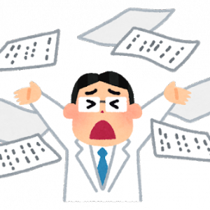 仕事の不満話&転職話