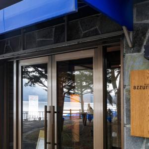 ビブグルマン獲得「azzurro」、宿泊者しか楽しめないコースディナー。レイクサイドヴィラ翠明閣[宿泊記]