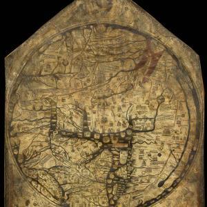ヘレフォード図 (Hereford Mappa Mundi)