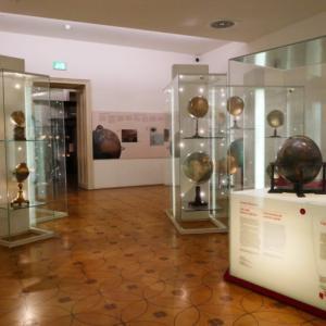 250点以上の地球儀を展示!ウィーンの地球儀博物館