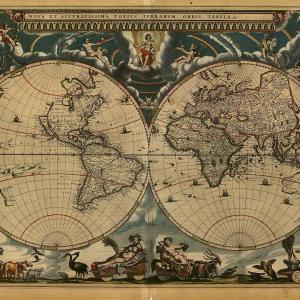 大地図帳(Atlas Maior)