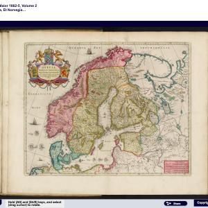 ヨアン・ブラウの「大地図帳」を閲覧できるサイトを紹介!