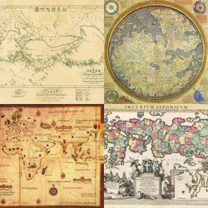 世界の古地図の中の日本② 〜ヨーロッパ編〜