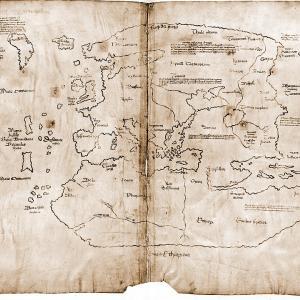 ヴィンランド地図(Vinland Map)