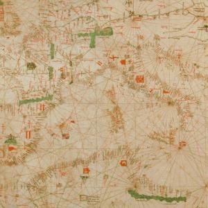 ポルトラーノ海図とは?その特徴や起源を解説!