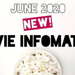 【随時更新】2020年6月公開予定の最新映画情報