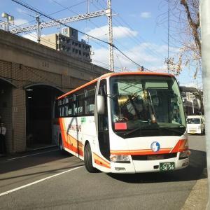 神姫バス ハーバーライナー 三宮福良線