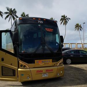 【ハワイ旅行記⑥】ジャルパックオリジナル観光「ホクレア」 ノースショア&ハレイワ