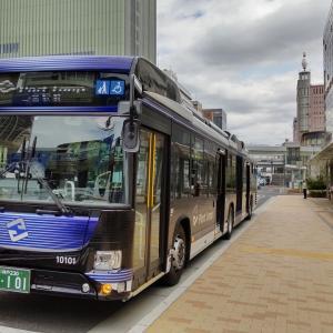 【連節バス】ポートループ乗車記