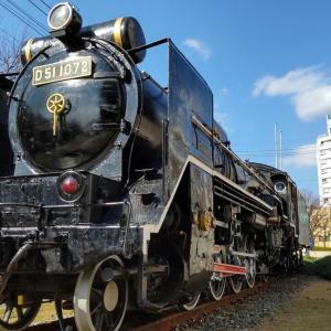 D51 1072(神戸・西元町)
