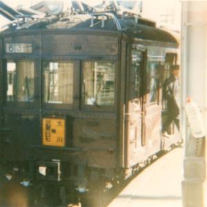 クモハ12053(昭和61年1月 鶴見線)